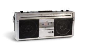 rectángulo de auge 80s Imagen de archivo libre de regalías