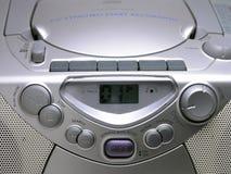Rectángulo de auge de la música - 3 Imagen de archivo libre de regalías