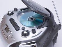 Rectángulo de auge de la música Foto de archivo libre de regalías