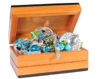 Rectángulo de joya Fotografía de archivo libre de regalías