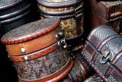 Rectángulo de joyería Imagen de archivo