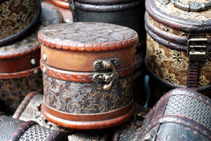 Rectángulo de joyería 2 Fotografía de archivo libre de regalías