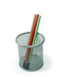 Rectángulo de lápiz Foto de archivo libre de regalías