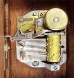 Rectángulo de música Foto de archivo