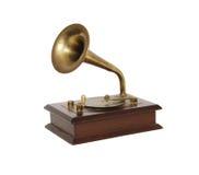 Rectángulo de música antiguo Imagen de archivo libre de regalías