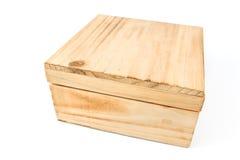 Rectángulo de madera foto de archivo