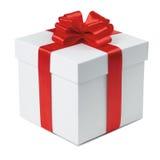 Rectángulo de regalo. Imagenes de archivo