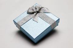 Rectángulo de regalo Imágenes de archivo libres de regalías