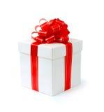 Rectángulo de regalo de lujo Fotografía de archivo libre de regalías