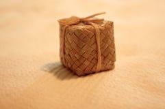 Rectángulo de regalo hawaiano Foto de archivo