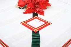 Rectángulo de regalo hecho a mano Fotos de archivo