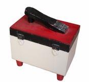Rectángulo de zapato Foto de archivo libre de regalías