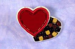 Rectángulo del corazón Imagen de archivo