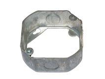 Rectángulo del metal Fotografía de archivo libre de regalías