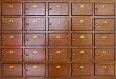 Rectángulo del poste Foto de archivo libre de regalías