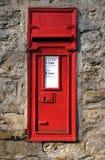 Rectángulo del poste Fotografía de archivo libre de regalías