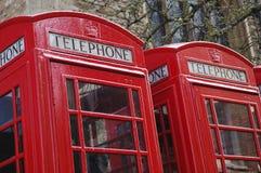 Rectángulo del teléfono Foto de archivo libre de regalías
