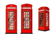 Rectángulo del teléfono en Londres libre illustration