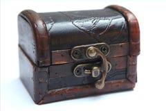 Rectángulo del tesoro Foto de archivo libre de regalías