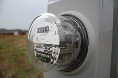 Rectángulo eléctrico Fotos de archivo