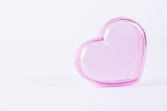 Rectángulo en forma de corazón Imagen de archivo