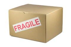 Rectángulo frágil Fotos de archivo libres de regalías