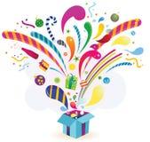 Rectángulo mágico Imagen de archivo libre de regalías