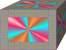 rectángulo mágico Fotos de archivo libres de regalías