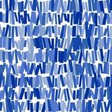 Rectángulos azul cielos: imagen abstracta stock de ilustración