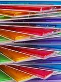 Rectángulos coloreados Imagen de archivo libre de regalías