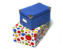 Rectángulos de color imágenes de archivo libres de regalías