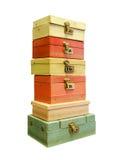 Rectángulos de joyería Foto de archivo libre de regalías