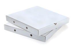 Rectángulos de la pizza Imágenes de archivo libres de regalías