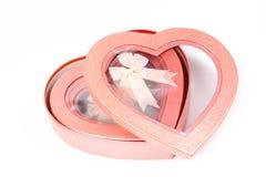 Rectángulos de la tarjeta del día de San Valentín fotografía de archivo