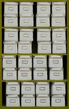 Rectángulos del archivo Imagenes de archivo