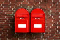 Rectángulos del poste Imágenes de archivo libres de regalías