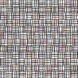 Rectángulos grabados al agua fuerte en colores pastel Backgorund Fotos de archivo libres de regalías