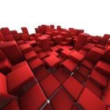Rectángulos rojos libre illustration