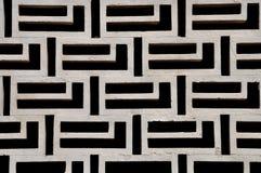Rectanges geometrisch patroon Royalty-vrije Stock Foto