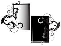 Rectangle frame Royalty Free Stock Image