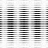 Rectangle half tone pattern background Stock Photos