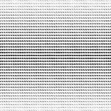 Rectangle half tone pattern background Royalty Free Stock Images
