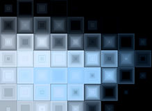 Rectangles background Stock Image