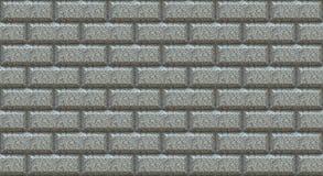 Rectangles de marbre de mur de briques avec le bord chanfreiné Fond vide Le vintage monopolisent la parole Int?rieur de conceptio illustration libre de droits