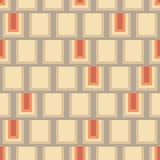 rectangles seamless Στοκ Εικόνες