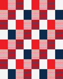 Rectangles, seamless pattern. Rectangles with parallel diagonal slanting lines, seamless pattern Royalty Free Stock Photo