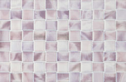 Rectangles tiles in marble Royalty Free Stock Photo