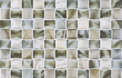 Rectangles tiles in marble Stock Photo