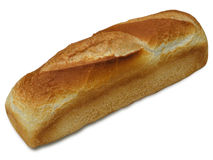 Rectangular bread Royalty Free Stock Image