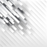 Rectangular element shapes background Royalty Free Stock Photo